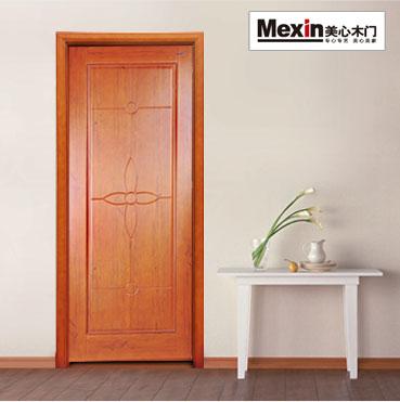 美心木门(Meixin)简约欧式室内门 实木复合门 室内门 3083