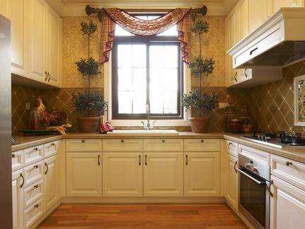 白色厨房风水需注意什么