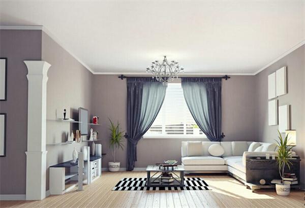 客廳窗簾顏色搭配技巧 客廳窗簾用什么顏色好
