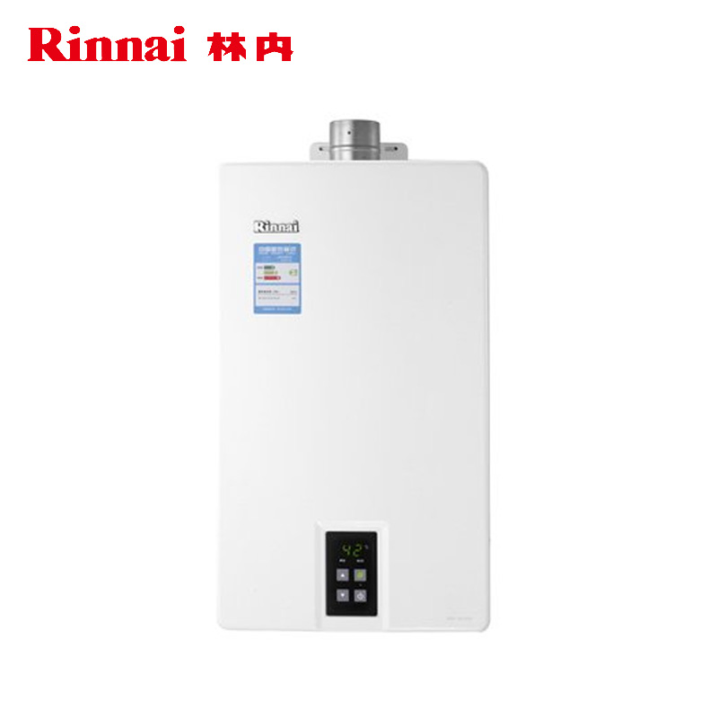 Rinnai/林内 燃气热水器强排式恒温RUS-11E22ARF天然气防冻