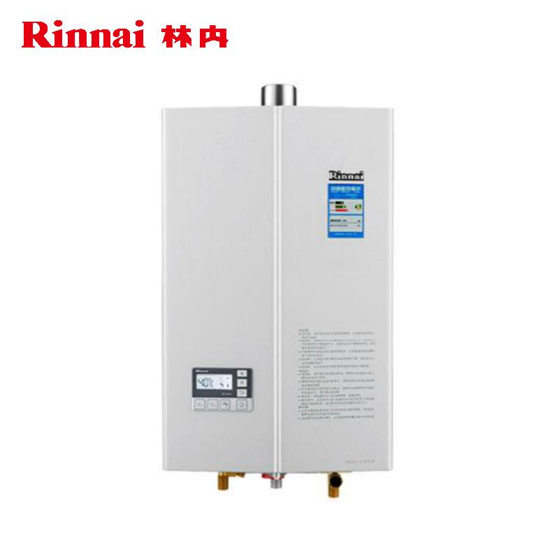 林内热水器11L 林内燃气热水器RUS-11FEK(F) 恒温 防冻