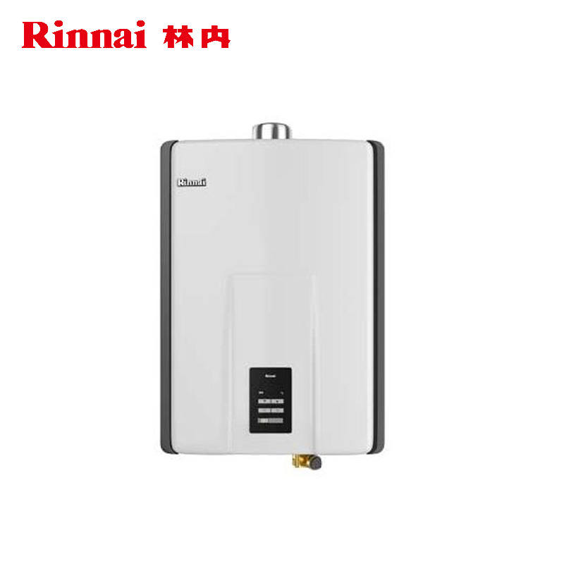 Rinnai/林内热水器 RUS-20E53ARF 20升恒温强排式天然气燃气