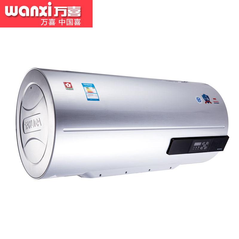 Sakura/樱花 SEH-6015A电热水器储水60升洗澡3000W正品节能大容量