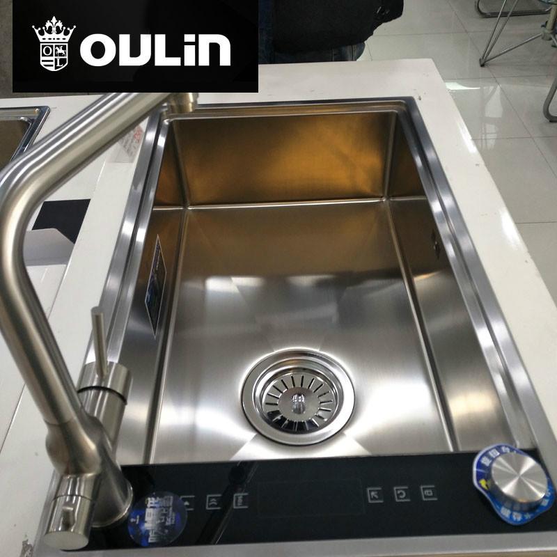 欧琳水槽 净水水槽 HRS50+C9529