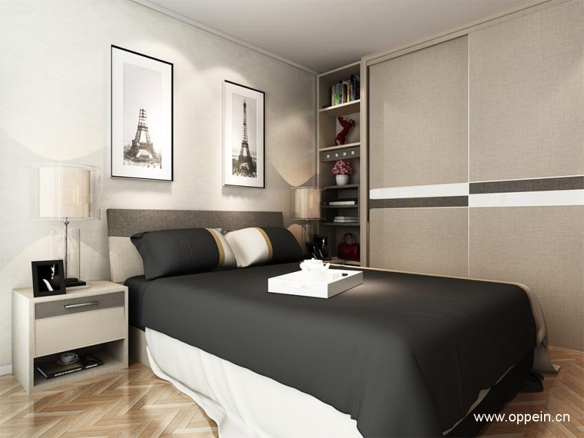 欧派衣柜特能装卧室套餐