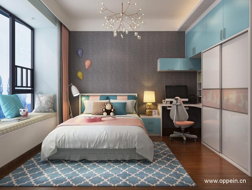 欧派衣柜现代风格卧室家具OPA0001217