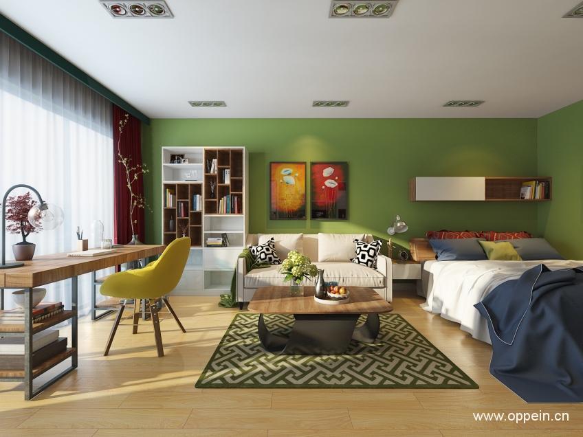 欧派衣柜现代时尚卧室家具OPA0001052