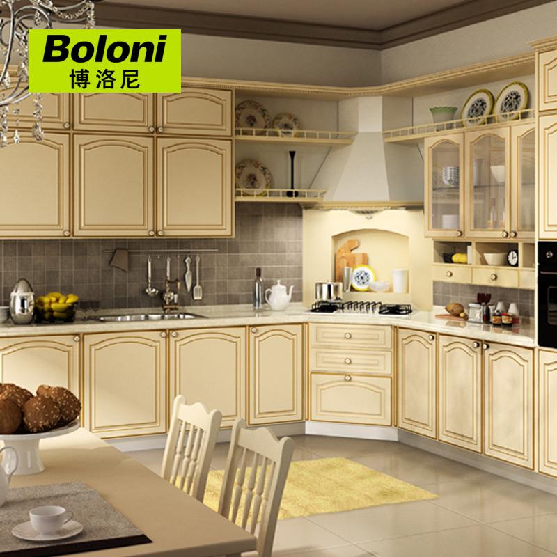 博洛尼整体家装 定制橱柜 希腊·极致典雅