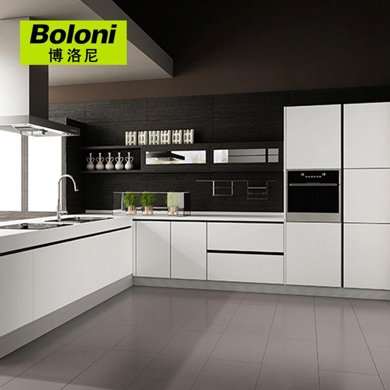 博洛尼整体家装 定制橱柜 意大利设计格调 尼泊尔