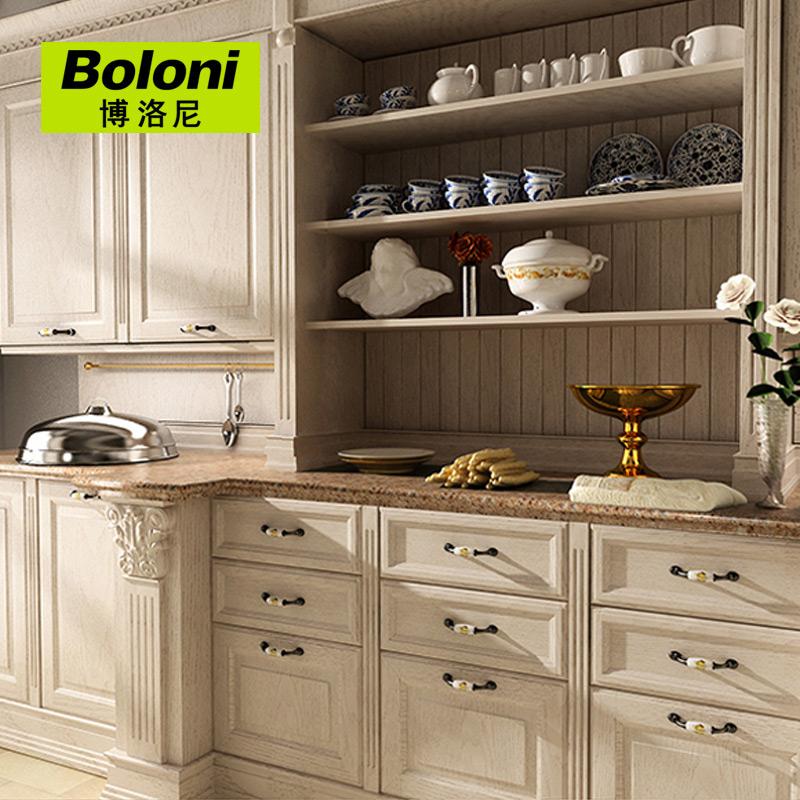 博洛尼整体家装 定制橱柜 意大利设计格调 罗马假日