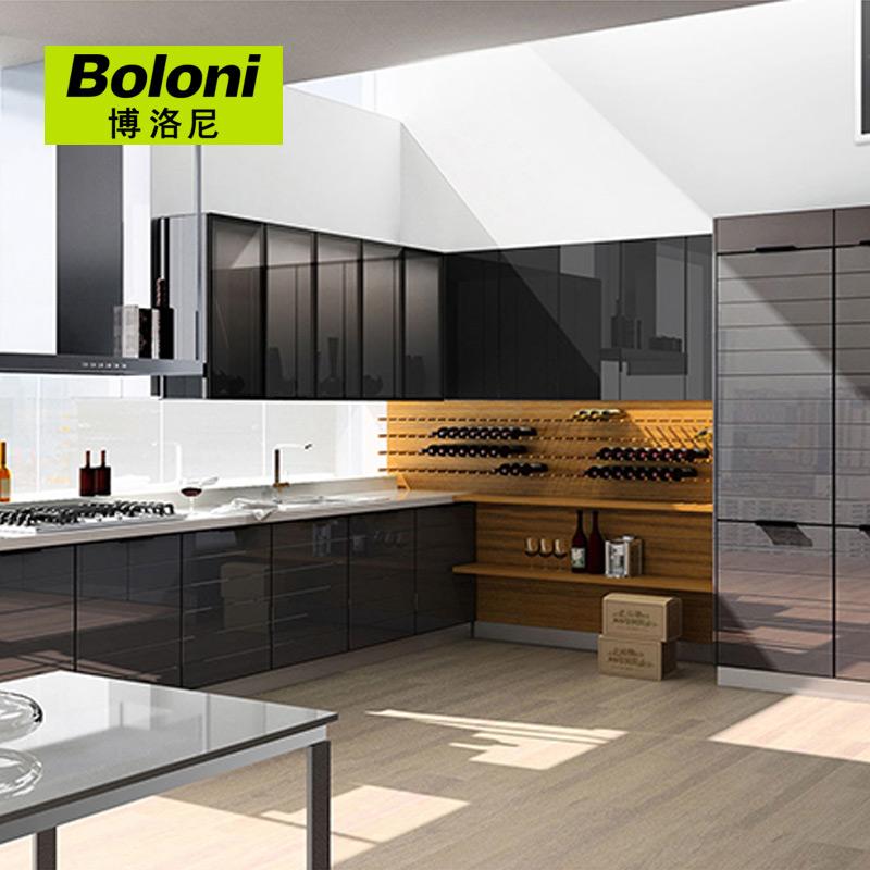 博洛尼整体家装 定制橱柜  意大利设计格调 巴西