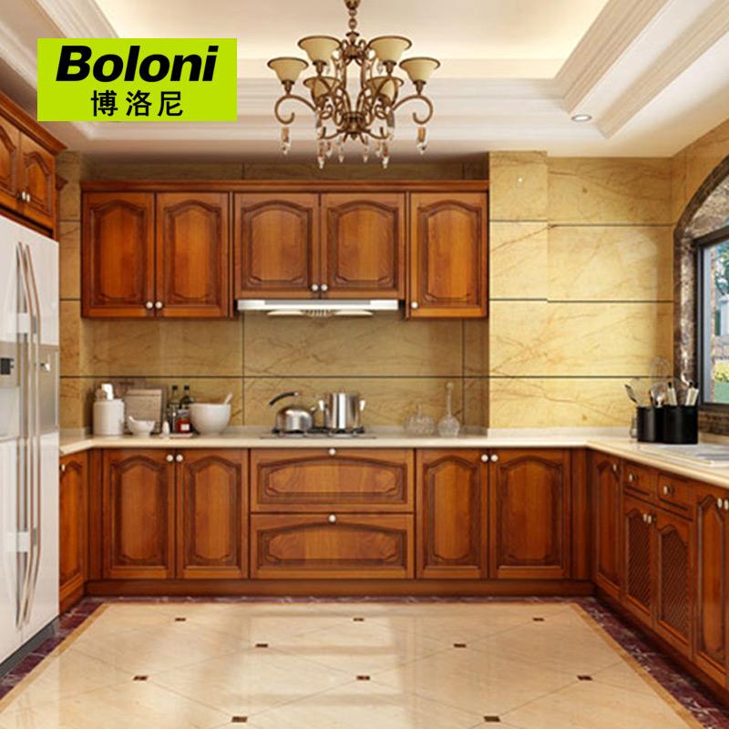 博洛尼整体家装 定制橱柜  西里维亚