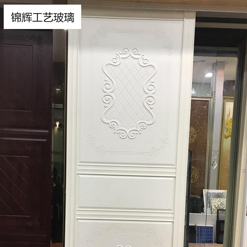 锦辉雕刻板衣柜门移门   现代简欧BT-W-113