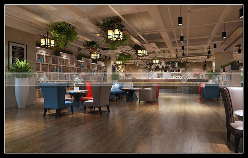 众创空间咖啡厅
