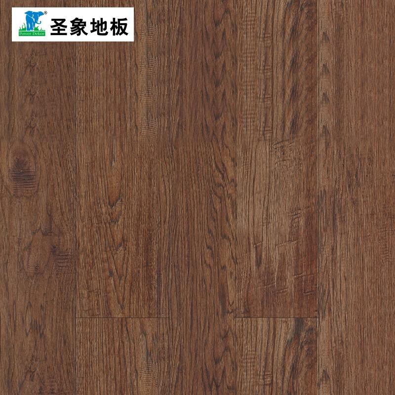 圣象地板 多层实木圣象艾斯本 AP8806 水坝山核桃 规格:1210*165*15mm