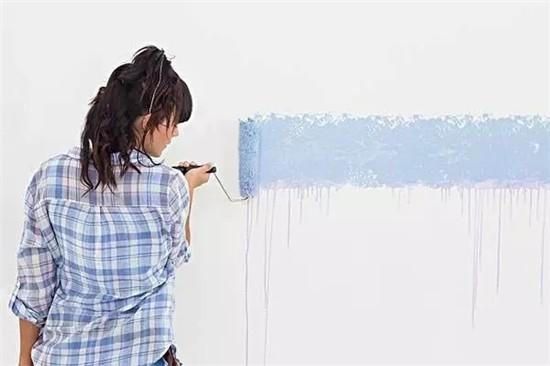 刚刷的墙漆就开裂?解决方案在此!