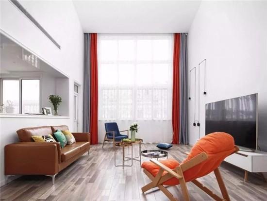 把好软装的最后一关,窗帘装好了,家才完美!