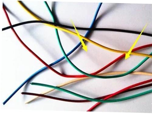 别在装修水电时用这种电线了,不耐用且易漏电!