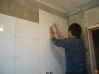 快速贴墙砖的技巧