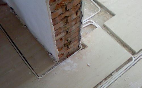 家裝水電改造流程及相關的注意事項