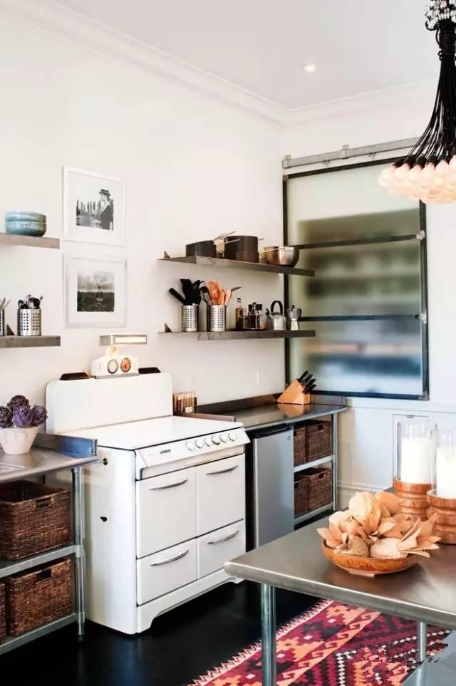廚房空間利用最大化,這三招幫您搞定!