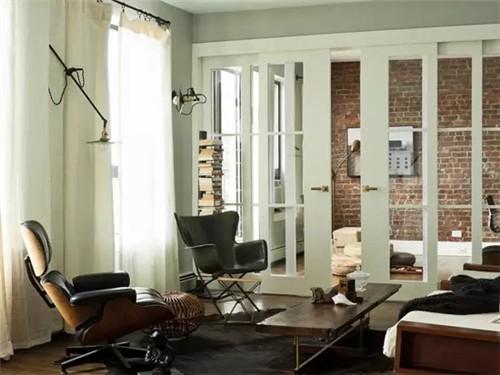 教你省空間 89平緊湊型簡歐公寓設計