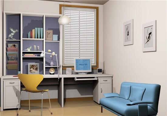 合理布局电脑房 工作娱乐更舒适