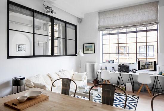 现代生活概念 23图家庭工作室设计